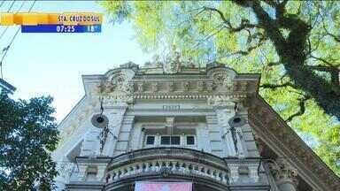 Casa das Artes de Santa Cruz do Sul passará por restauração e readequação - Prédio, construído em 1922, é tombado pelo Estado como patrimônio histórico.