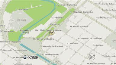 Veja como está o trânsito em Ribeirão Preto na manhã desta terça (19) - Aplicativo auxilia motoristas sobre tráfego de veículos na cidade.