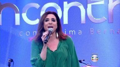 Marisa Orth canta 'Ciúme de Você' - Atriz interpreta clássico de Roberto Carlos