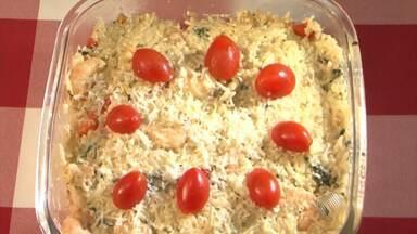 Aprenda a fazer um risoto de camarão - Receita é rápida e prática; confira.