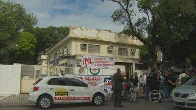 Polícia Civil faz paralisação de 24 horas em Pernambuco - Somente os registros de flagrante e de assassinatos estão sendo feitos.