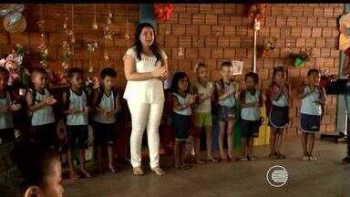 Esforço de professores é decisivo para alfabetização de alunos da Zona Rural de Teresina - Esforço de professores é decisivo para alfabetização de alunos da Zona Rural de Teresina