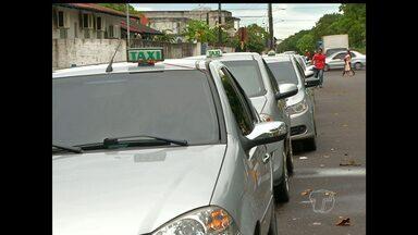 Taxistas de Santarém propõem aumento de 43,6% na tarifa - De R$3,75, a tarifa de táxi passaria para R$5,36.