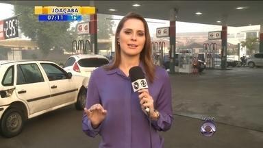 CDL's de Joinville e Chapecó realizam promoção de gasolina mais barata nesta quinta (21) - CDL's de Joinville e Chapecó realizam promoção de gasolina mais barata nesta quinta (21)