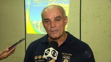Guarda Municipal de Aracaju apresenta plano de ações para o Forró Caju 2015 - Guarda Municipal de Aracaju apresenta plano de ações para o Forró Caju 2015.
