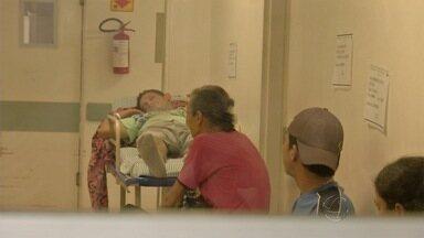 População sofre com entrave entre prefeitura e médicos em Campo Grande - Pacientes não sabem onde procurar socorro, muitos desistem do do atendimento retornam para as residências