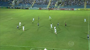 América-MG perde para o Ceará por 3 a 0 e está eliminado da Copa do Brasil - Depois de sair precocemente do Mineiro, time comandado por Givanildo de Oliveira deixa comeptição nacional