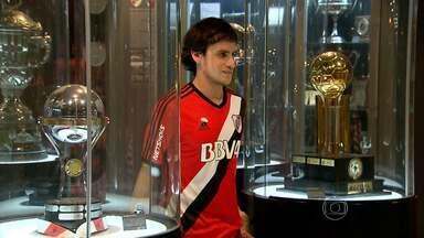 Museu do River Plate, na Argentina, conta a história do adversário do Cruzeiro - Time sse encontram nesta quinta-feira, pelas quartas de final da Libertadores