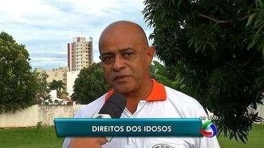 Discussão sobre o direito dos idosos em Rondonópolis - Discussão sobre o direito dos idosos em Rondonópolis.