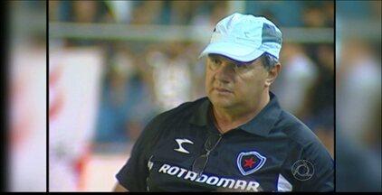 Marcelo Vilar não é mais técnico do Botafogo-PB - Técnico deixou o clube após empate com o Treze no último jogo.