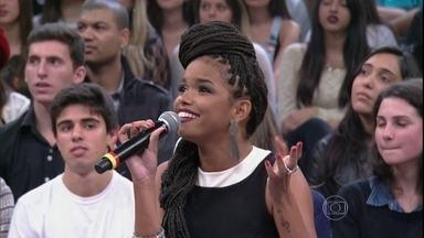 Jeniffer Nascimento conta como conseguiu o papel na Malhação - Atriz também revela que teve que mudar de vida para atuar no seriado