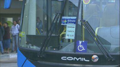 Bilhete uma viagem deixa de ser vendido nos ônibus de Campinas - Acabou o prazo após a implantação do Bilhete Único
