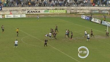 Taubaté vence e leva título da série A3 - Burro venceu Votuporanguense por 4 a 0 neste domingo (31). Time já havia garantido acesso para série A2.