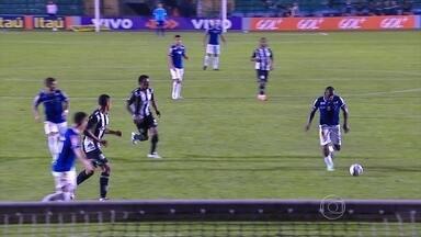Cruzeiro é derrotado em jogo contra o Figueirense, em Florianópolis - Veja os melhores momentos da partida, com a narração de Júnio Oliveira.