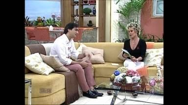 Confira quantas vezes Zeca Camargo já participou do Mais Você - Ao lado de Cissa Guimarães, apresentador assiste a alguns momentos especiais no programa