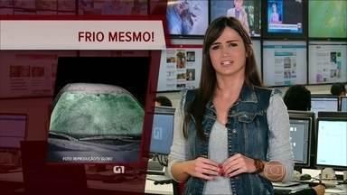 'G1 em um minuto' mostra as principais notícias da internet neste momento - Confira todos os destaques mostrados no portal da Globo