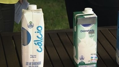 Saiba como escolher o leite ideal para cada fase da vida - Veja a entrevista com o nutrólogo Fabiano Robert.