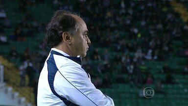 Cruzeiro é derrotado por 2 a 1 pelo Figueirense, e segue sem vencer no Brasileiro - Campanha é a pior do time nos campeonatos de pontos corridos