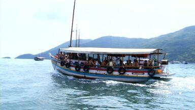 Guia de turismo dá dicas para passeios em Angra dos Reis, RJ - Região deve ser bastante procurada no próximo feriado prolongado.