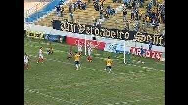 Inter-SM jogou em Pelotas e perdeu por 3 a 0 - Com o resultado, o Inter-SM está desclassificado da Divisão de Acesso