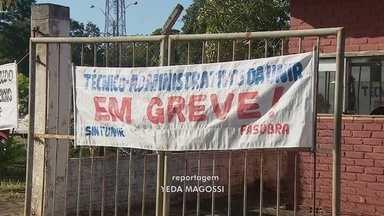 Unir adere ao movimento nacional de greve - Universidades Federais estão em greve por tempo indeterminado.