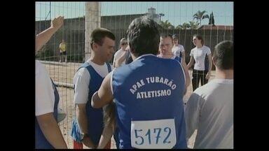 Atletas paraolímpicos da região competem por vaga em campeonato nesta terça (2) - undefined