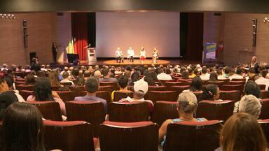 Semiário Cidade Expressa discute a mobilidade urbana em CG - Seminário aconteceu em Campina Grande.