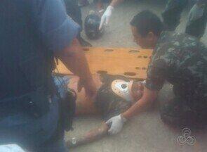 Familiares de motociclista atropelado reclamam de demora no socorro, no AM - Jovem não resistiu a ferimentos e morreu em Tabatinga.