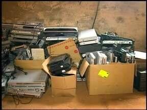 Recolhimento de lixo eletrônico começa nesta segunda (01)v - A programação faz parte da Semana Do Meio Ambiente de Erechim, RS.