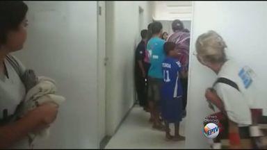 Confusão em pronto socorro acaba na delegacia em Pouso Alegre (MG) - Confusão em pronto socorro acaba na delegacia em Pouso Alegre (MG)