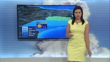 Veja como fica o tempo neste final de semana na região de Ribeirão Preto, SP - Temperaturas aumentam e tempo segue firme e ensolarado na maior parte das cidades.
