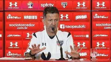 Técnico do São Paulo Osorio pede para pra ser chamado pelo primeiro nome no Tricolor - São Paulo enfrenta o Chapecoense neste sábado