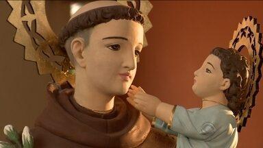 Paróquia Santo Antonio em Florianópolis celebra neste sábado (13) o dia do Santo - Paróquia Santo Antonio em Florianópolis celebra neste sábado (13) o dia do Santo