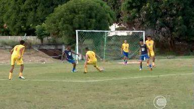 River-PI treina duro para o Campeonato Piauiense Sub-19 - River-PI treina duro para o Campeonato Piauiense Sub-19