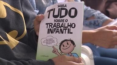 Número de crianças que trabalham em Santa Catarina é preocupante - Número de crianças que trabalham em Santa Catarina é preocupante
