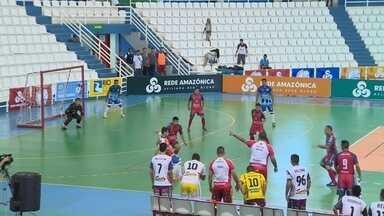 Segunda etapa da Super Copa Rede Amazônica acontece neste sábado - Manhã do 2º dia teve os jogos Roma PSG x Evolution e Omã e Neo FC.