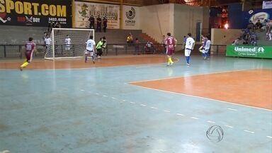 Veja os jogos que abriram a segunda fase da Copa Morena de futsal - Veja os jogos que abriram a segunda fase da Copa Morena de futsal