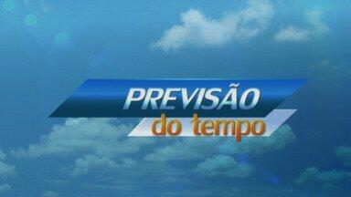 Chuva volta à região de Maringá neste domingo - Temperatura também fica mais baixa; mínima será de 19 ºC na cidade