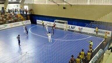 Orlândia empata em rodada da Liga Nacional de Futsal - Equipe do técnico Cidão empatou com Umuarama por 4 a 4.