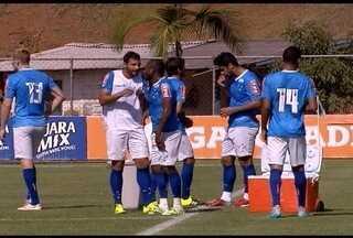 Cruzeiro joga contra o Vasco em busca da terceira vitória seguida neste sábado (13) - Cruzeiro enfrenta o Vasco às 21 horas.