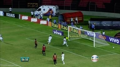 Sport vence o Joinville e segue invicto na Série A - Já o Náutico perdeu a invencibilidade.