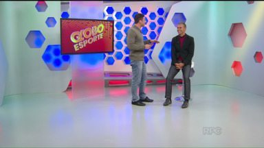 Milton Mendes é o entrevistado do GE e diz que está tranquilo antes do Atletiba - Treinador rubro-negro falou sobre o Atletiba e a boa fase do time no Campeonato Brasileiro