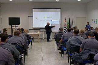 Bombeiros da região participam de capacitação no Sebrae - A ideia é orientar a corporação sobre a possibilidade de abrir negócios depois da aposentadoria.