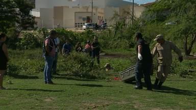 Corpo de ex-presidiário é encontrando em canal de Campina Grande - Corpo estava desapitado.