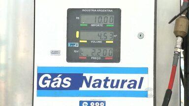 JPB mostra que gás natural vai ficar mais caro na próxima semana - Combustível terá reajuste.