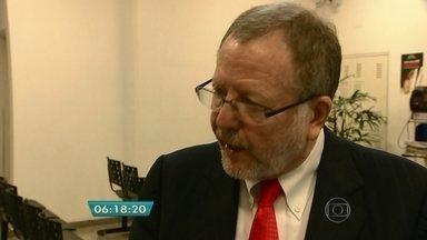Ladrões assaltam ex-secretário de Segurança Pública - Ronaldo Marzagão foi assaltado na noite da quarta-feira (17) quando saía do trabalho.