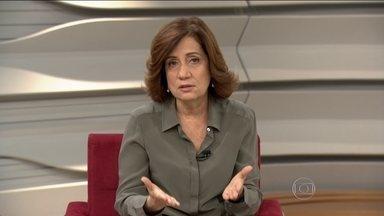 'Governo precisa enfrentar o debate da idade mínima para aposentadoria', diz Miriam Leitão - Miriam Leitão explica que foi determinada uma idade mínima para aposentadoria porque a expectativa de vida cresceu muito.