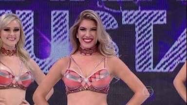 Direto da Bahia, Lorena Improta arrasa no palco - Veja como a gata arrasou