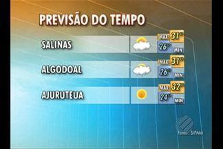 Veja a previsão do tempo para este final de semana - Veja a previsão do tempo para este final de semana