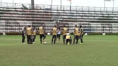 ASA enfrenta o Cuiabá domingo em Arapiraca - Equipe está bem preparada e para vários jogadores o período de recesso para a Copa América terminou dendo benéfico ao Alvinegro.